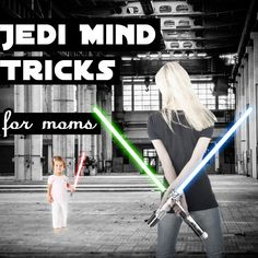 Get your kids to do things without nagging them with Jedi Mind Tricks for Moms! Tell us your mind tricks in the comments section below.