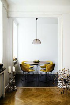 Hege Greenall-Scholtz: Livingroom
