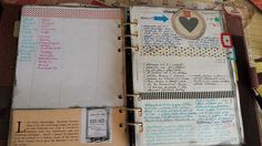 Her handwriting is insanely awesome, jealous. - Week 31, second part | Flickr - Photo Sharing!