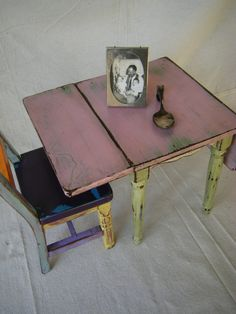 Vintage style doll furniture