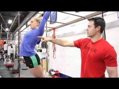 CrossFit - WOD 120111 Demo with CFNE Filthy Fifty- =)