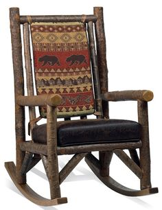 Bear Creek Rocking Chair