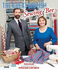 All the patterns from The Great British Sewing Bee book. Fun!