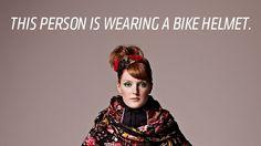 Swedes Develop Invisible Bike Helmet