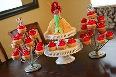 Princess Ariel Doll Cake | lissables.com