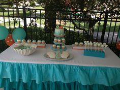 Finding Nemo Party - Coral and Turquoise