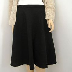 How to Make a Skater Skirt   AllFreeSewing.com