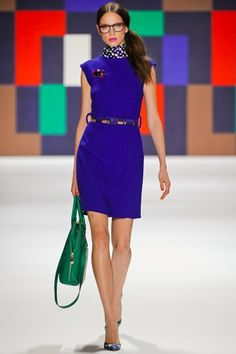 Milly S/S 2012 Fashion Show Review