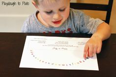 Free ABC Rainbow Game by Malia from Playdough to Plato at Lasso the Moon