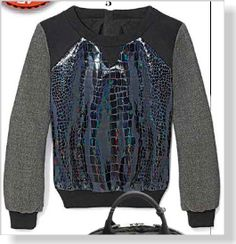 Milly Top, $833. Clipped from Marie Claire using Netpage.