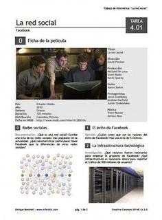 """Esfera TIC » Más de 900 millones de 'amigos': """"La red social"""", la película"""
