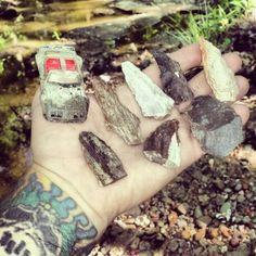 Creek rescues.