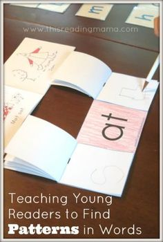 Guest Post on BOB Books: Teaching Young Readers to Find Patterns in Words by This  Reading Mama