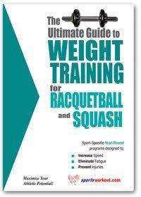 The Ultimate Guide to Weight Training for Racquetball by SportsWorkout.com. $9.99. http://moveonyourmind.com/app/dpogi/Bo0g0i0sYoPwMwZqWmCc.html