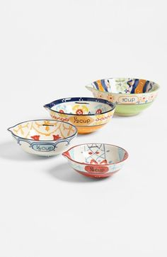 Ceramic Measuring Cups (Set of 4) available at #Nordstrom