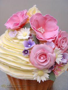 gorgeous cupcake