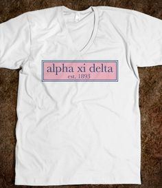 I Whale Alpha Xi Delta