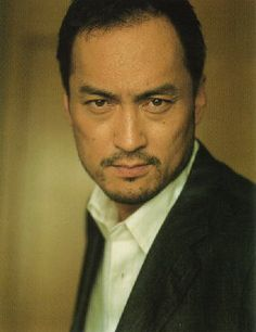 Nai'xyy Ken Watanabe - Actor, The Last Samurai
