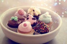 pastel, cake cupcak, decorated cupcakes, mini cupcakes, food, cupcakespetit fourscak, yummi, tini cupcak, thing