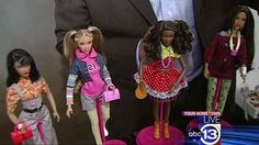Trent and Sarah Daniel launch the Prettie Girls doll series