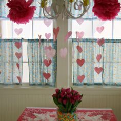 cute easy, valentine decor