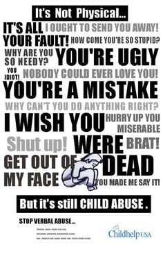 It's Still Child Abuse!!! #Stop #Domestic #Violence #Child #Abuse