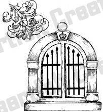 * NEW * Heartfelt Creations Palace Entry PreCut Set