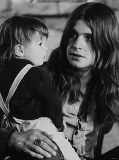 Ozzy Osbourne back in the time