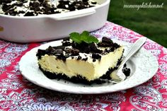 Mommy's Kitchen - Country Cooking & Family Friendly Recipes: Sara Evan's Missouri Dirt Cake