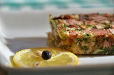 Mademoiselle Marina: Jambon persillé...i u Francuskoj jedu pihtije...