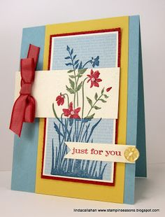 Stampin Seasons: Pals Retirement Hop