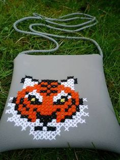 simple cross stitched purses - PURSES, BAGS, WALLETS