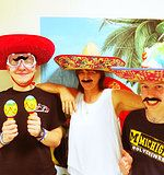 Mexican Fiesta party ideas | It's A Party-ful Life! Mexican Fiesta photo booth