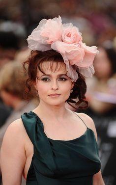 Harry Potter and the Deathly Hallows - Part 2' UK Premiere - 07/07/2011. Helena Bonham Carter - Bellatrix Lestrange
