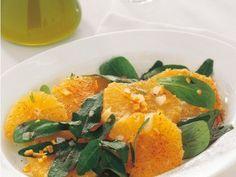 Insalata con le arance