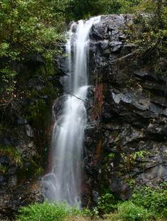 Mason Creek Falls - Southern Oregon Cascades