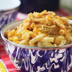 Gooseberry Patch Recipes: Golden Macaroni & Cheese