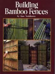 DIY Bamboo Fence