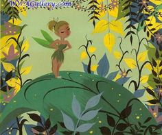 Tinkerbell by Mary Blair