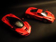La Ferrari  Enzo Ferrari - Tamiya 1/24