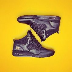 WU-TANG x HUF HR-1 Sneakers
