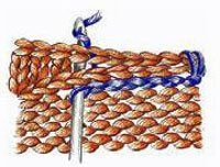 Learn Something New: The Slip-Stitch Crochet Seam