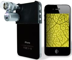 Mini Microscope for iPhone