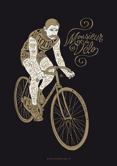 Monsieur du vélo - Tour de france
