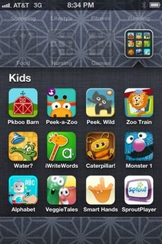 Previous Pinner:Apps for kids
