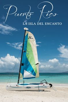 Sail the same ocean the Spanish Conquistadors once traveled and experience the beauty of Palomino Island.  El Conquistador Resort & Las Casitas Village. Puerto Rico  ElConResort.com
