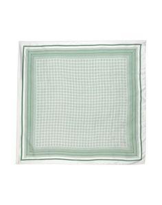 Color Verde Menta - Mint Green!!! CÉLINE - Square scarf