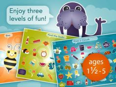 Lots2Spot - seek-and-find/vocabulary training game (about 500 words). Appysmarts score: 89/100 http://www.appysmarts.com/application/lots2spot,id_41950.php #kids #apps #iPad