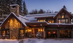 A Mountain Retreat in Colorado & More Houses For Sale