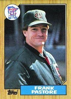 1987 Topps #576 Frank Pastore - Minnesota Twins (Baseball Cards) by Topps. $0.88. 1987 Topps #576 Frank Pastore - Minnesota Twins (Baseball Cards)